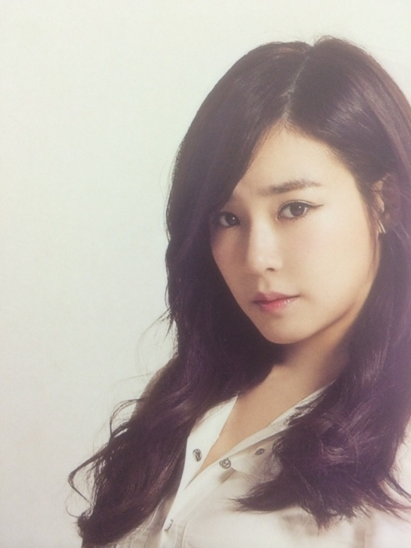 [140605] Tiffany (SNSD) for SONE NOTE VOL.3 [1]