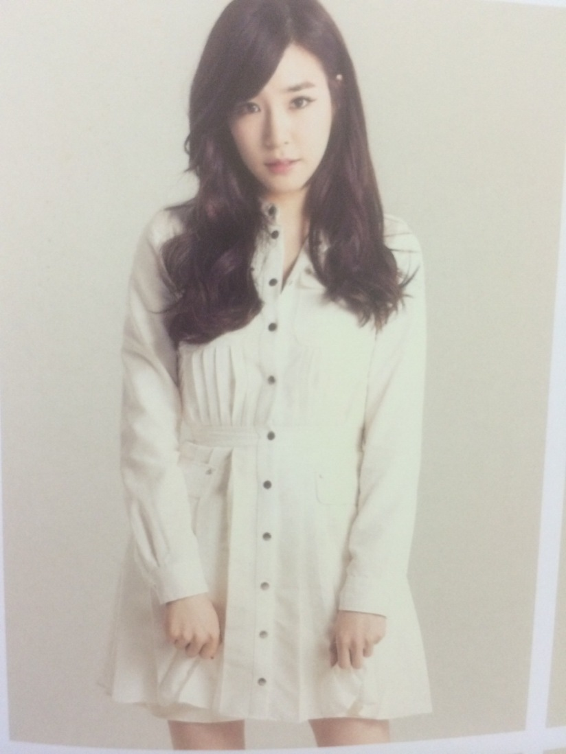 [140605] Tiffany (SNSD) for SONE NOTE VOL.3 [2]
