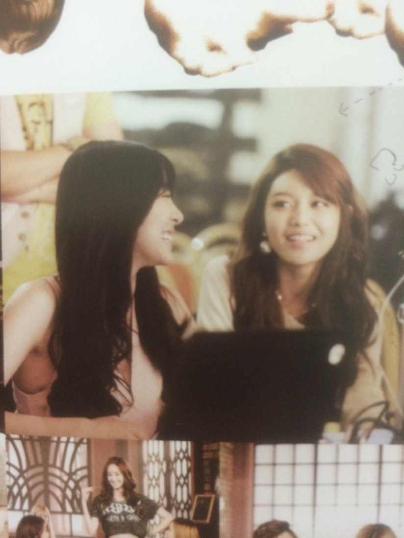 [140605] Tiffany (SNSD) for SONE NOTE VOL.3 [4]