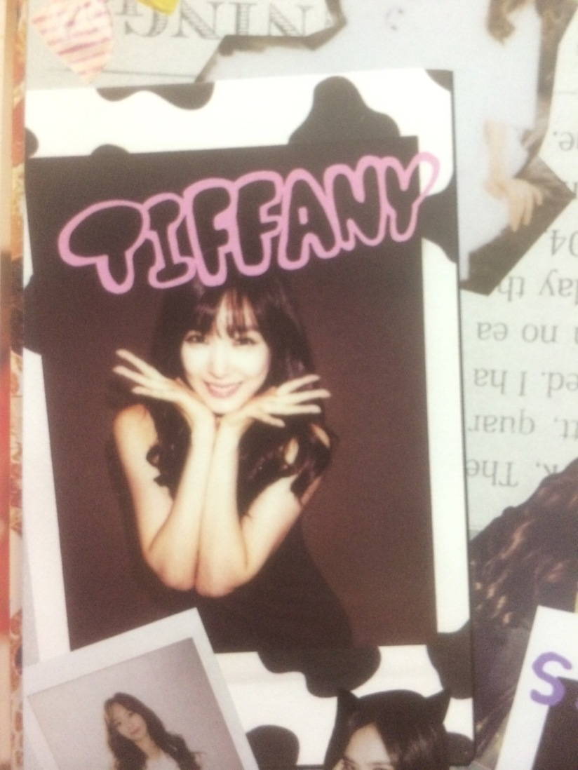 [140605] Tiffany (SNSD) for SONE NOTE VOL.3 [9]