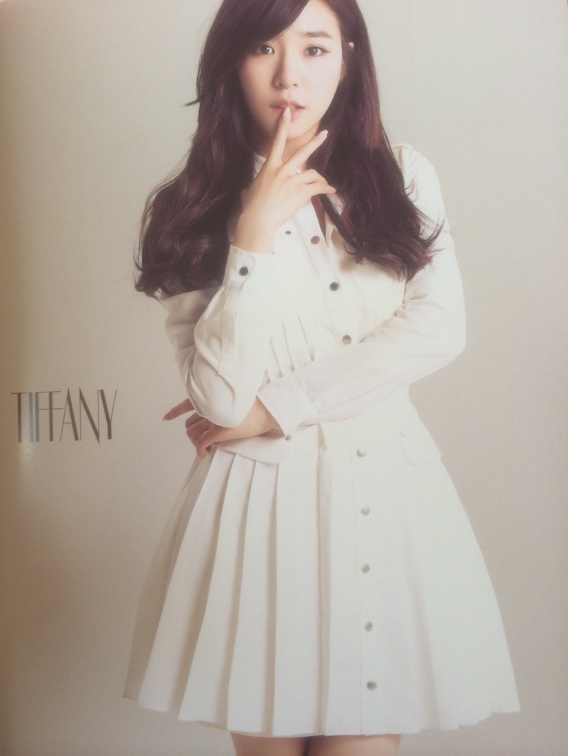 [140605] Tiffany (SNSD) New Picture for SONE NOTE Vol.3 by Gray_YuRism [1]