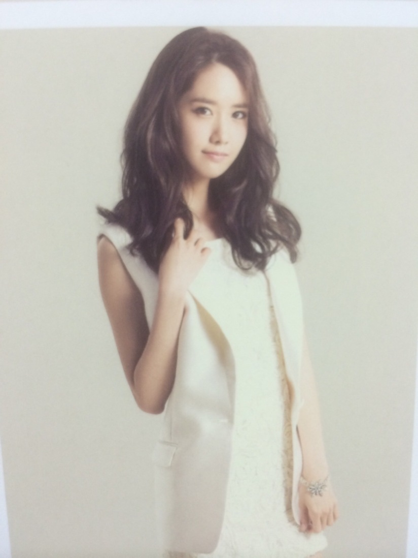 [140605] Yoona (SNSD) for SONE NOTE VOL.3 [1]