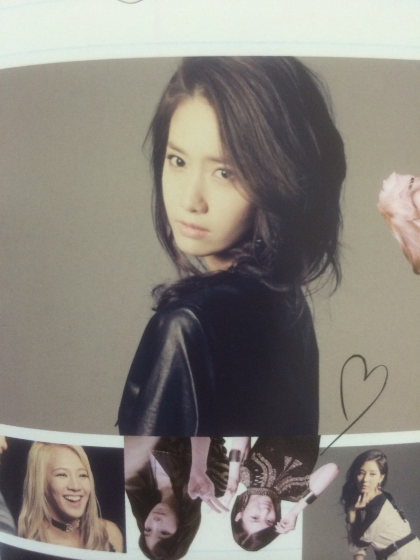 [140605] Yoona (SNSD) for SONE NOTE VOL.3 [3]