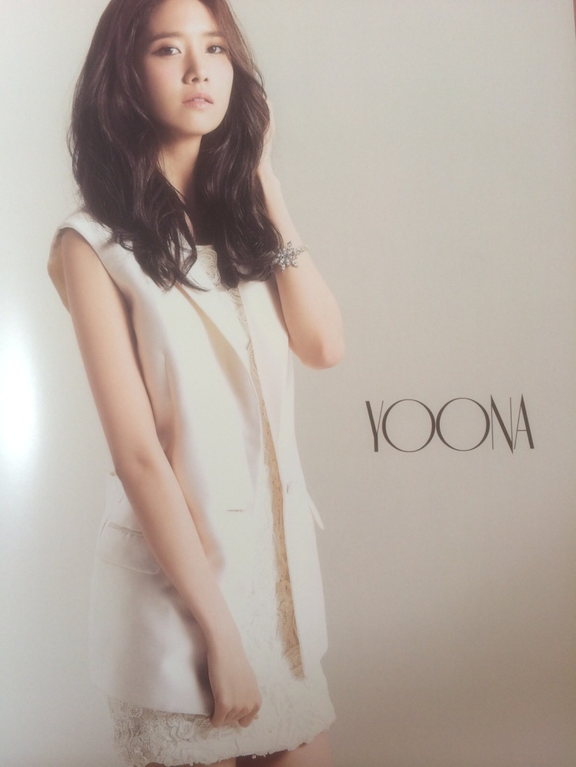 [140605] Yoona (SNSD) New Picture for SONE NOTE Vol.3 by Gray_YuRism [1]