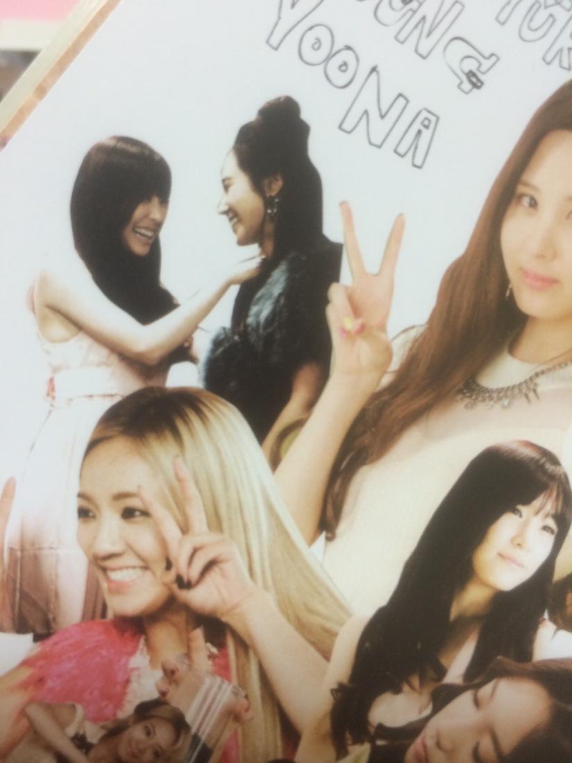 [140605] Yuri (SNSD) for SONE NOTE VOL.3 [2]