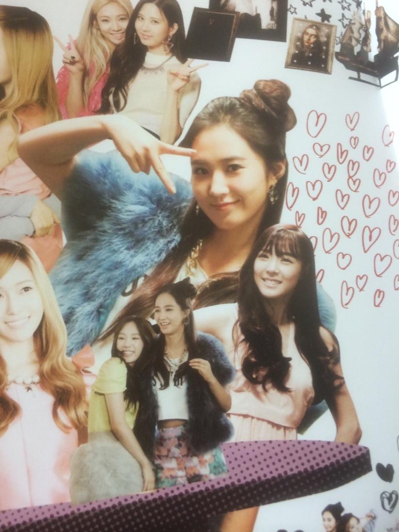[140605] Yuri (SNSD) for SONE NOTE VOL.3 [3]