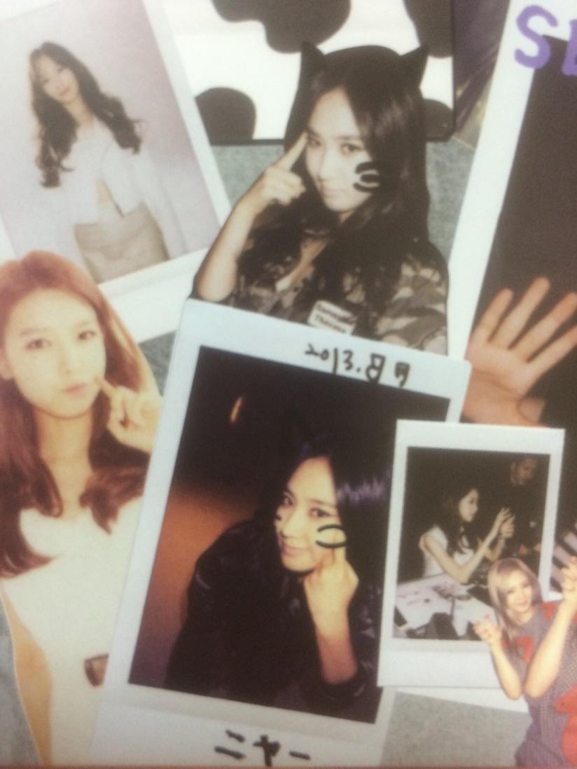 [140605] Yuri (SNSD) for SONE NOTE VOL.3 [8]