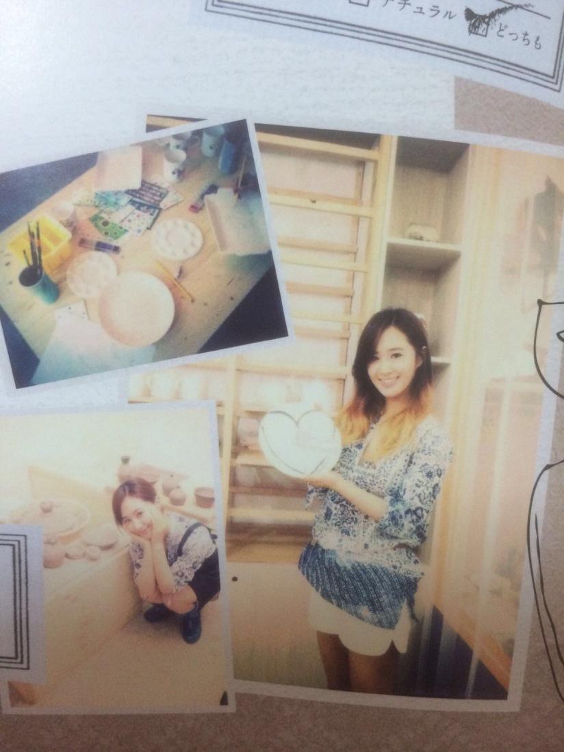 [140605] Yuri (SNSD) for SONE NOTE VOL.3 [9]