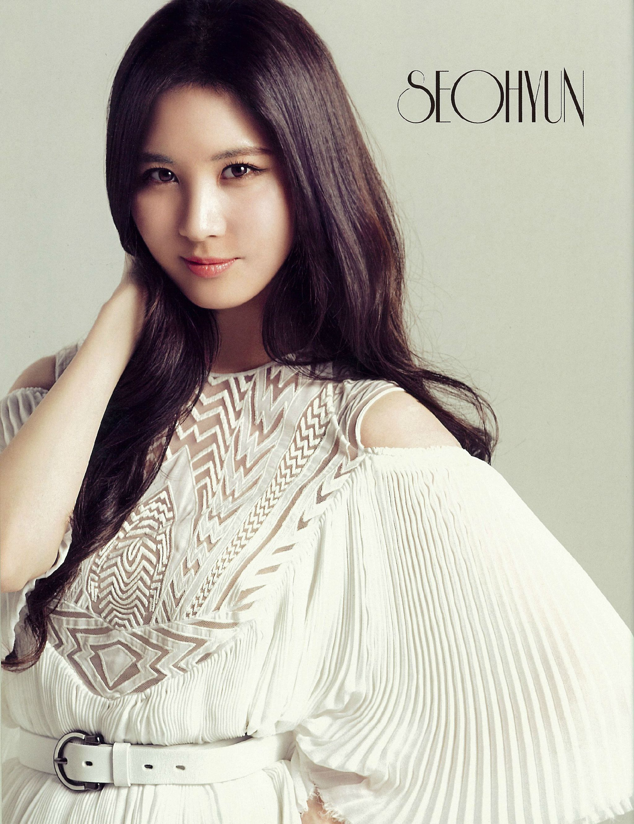 Snsd Seohyun Airport Fashion: [060614] Girls' Generation (SNSD) New Picture For SONE