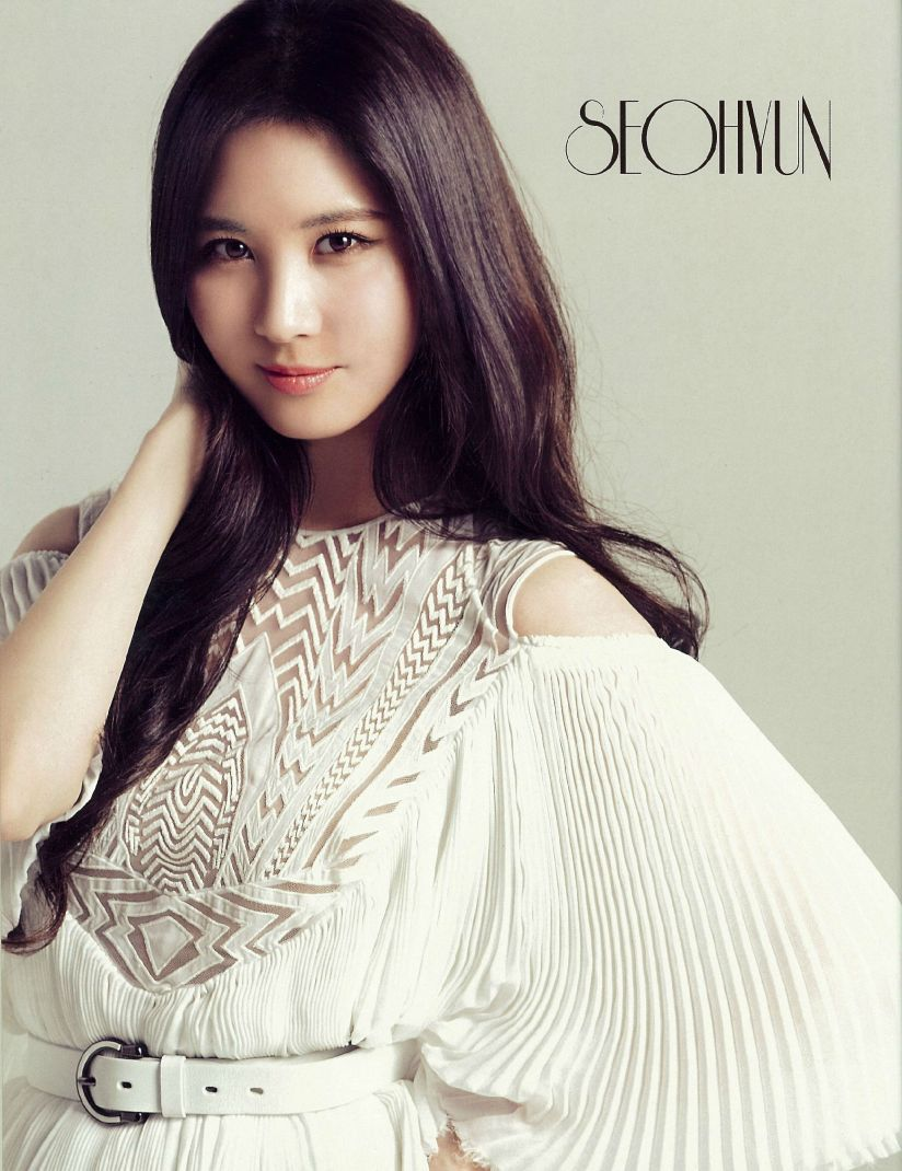 [140606] Seohyun (SNSD) New Picture for SONE NOTE VOL.3 (Scan) by 超级学霸祐 [1]
