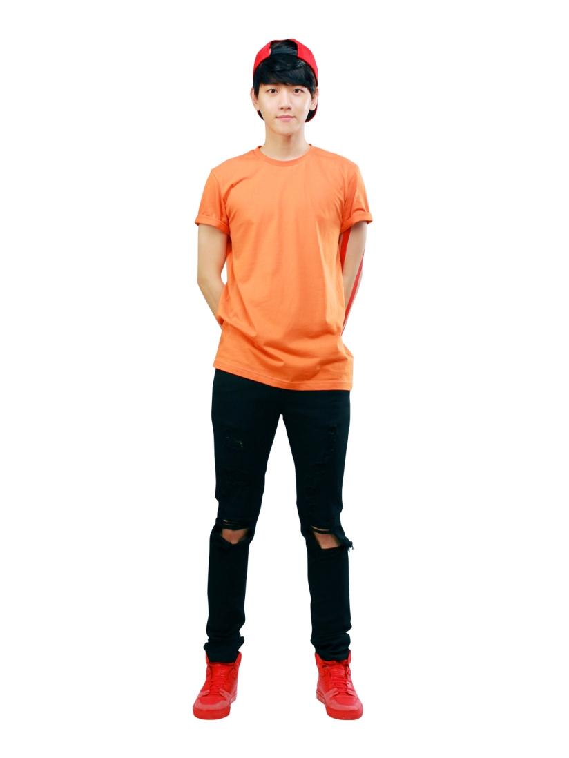 [140609] Baekhyun (EXO) New Picture for Kolon Sport CF [2]