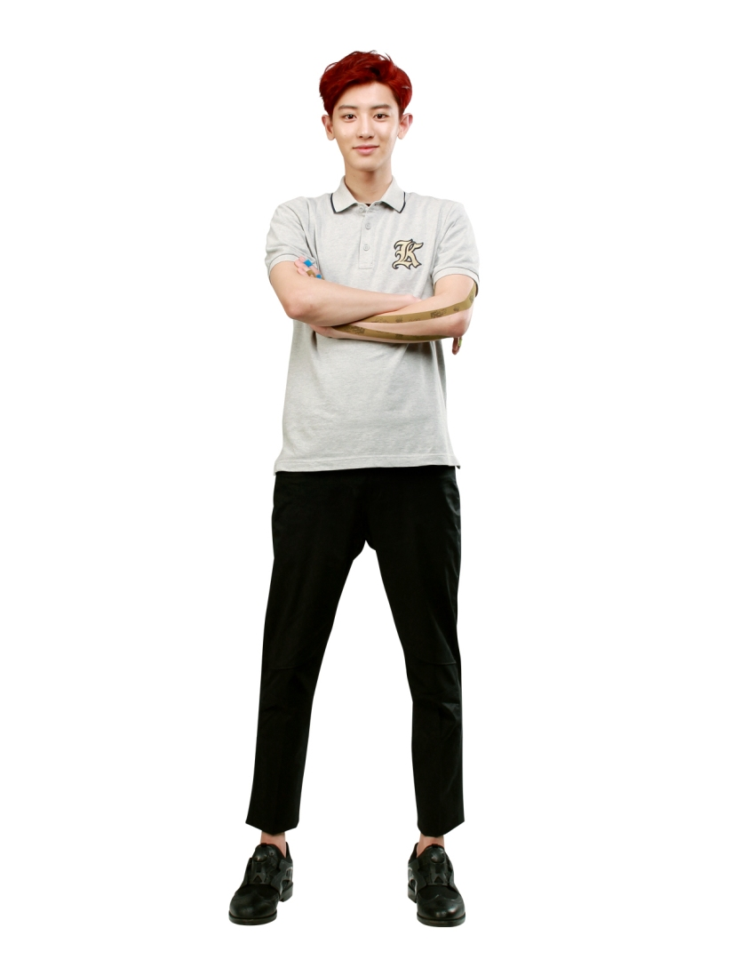 [140609] Chanyeol (EXO) New Picture for Kolon Sport CF [2]