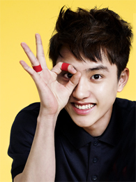 [140609] D.O (EXO) New Picture for Kolon Sport CF [1]