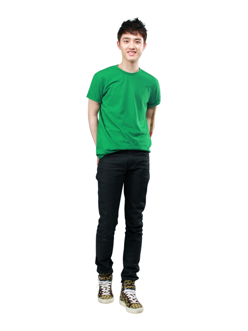[140609] D.O (EXO) New Picture for Kolon Sport CF [2]