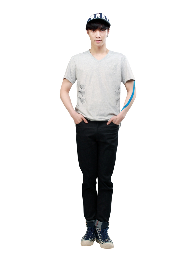 [140609] Lay (EXO) New Picture for Kolon Sport CF [2]