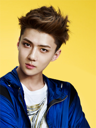 [140609] Sehun (EXO) New Picture for Kolon Sport CF [1]