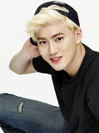 [140609] Suho (EXO) New Picture for Kolon Sport CF [1]