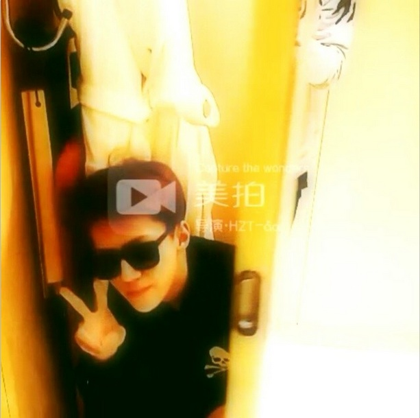 [140610] Sehun (EXO) New Capture Picture from Instagram Video