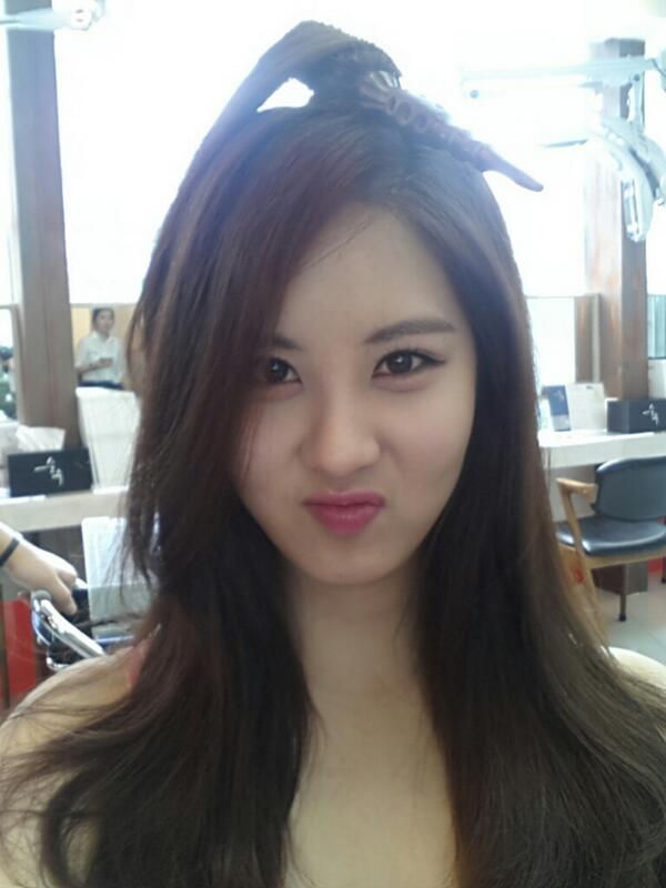 [140611] Seohyun (SNSD) New Selca