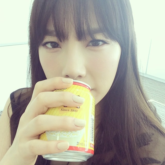 [140613] Taeyeon (SNSD) New Selca