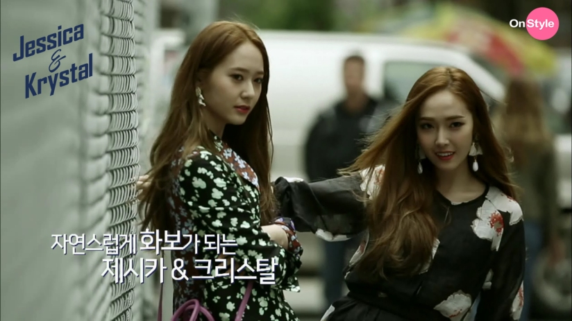 [140617] Jessica (SNSD) & Krystal (F(x)) New Capture Picture from Jessica&Krystal Show EP03 [14]