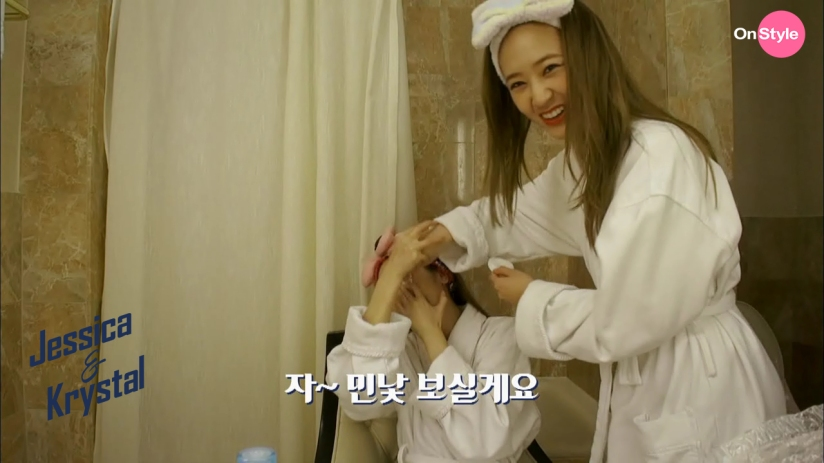[140617] Jessica (SNSD) & Krystal (F(x)) New Capture Picture from Jessica&Krystal Show EP03 [16]