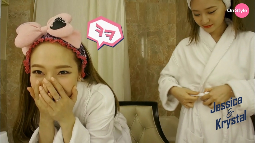 [140617] Jessica (SNSD) & Krystal (F(x)) New Capture Picture from Jessica&Krystal Show EP03 [17]