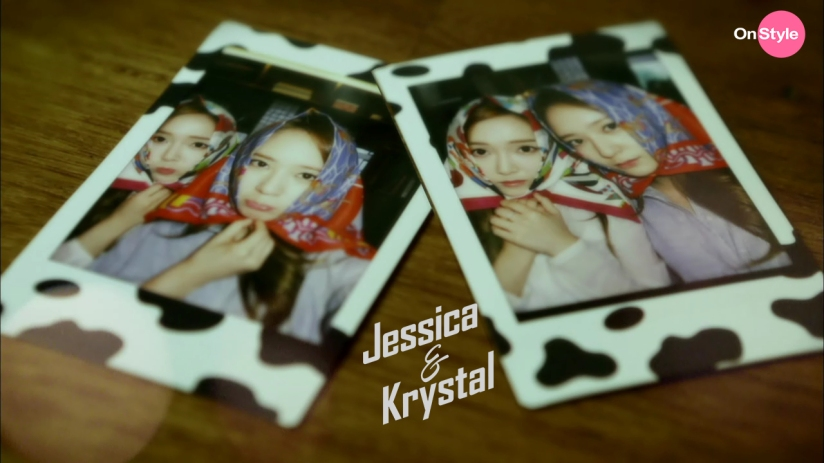 [140617] Jessica (SNSD) & Krystal (F(x)) New Capture Picture from Jessica&Krystal Show EP03 [2]
