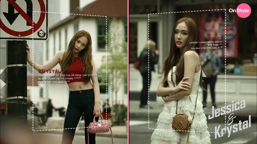 [140617] Jessica (SNSD) & Krystal (F(x)) New Capture Picture from Jessica&Krystal Show EP03 [7]