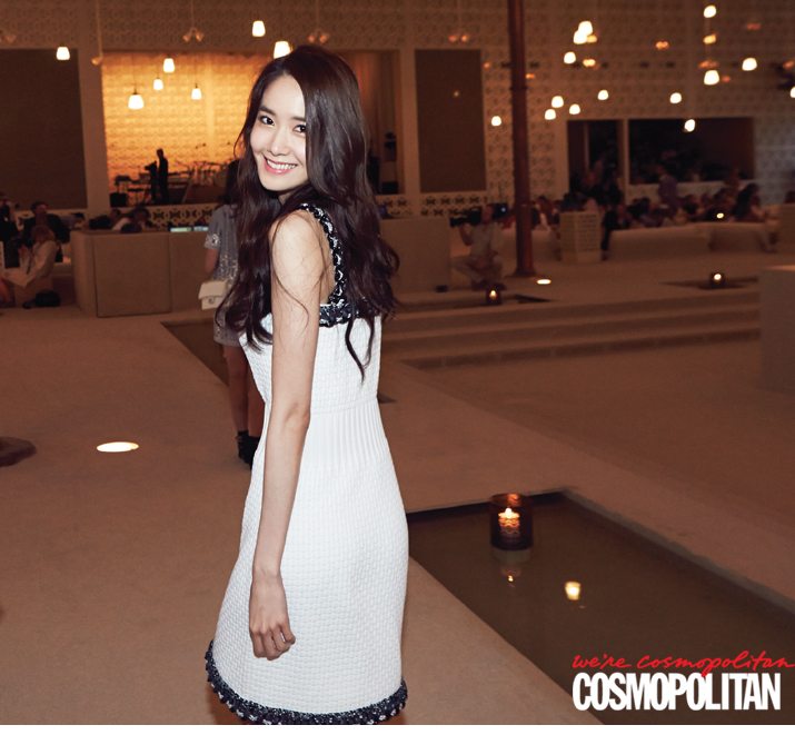 [140619] Yoona (SNSD) @ Cosmopolitan Magazine Issue July 2014 [3]