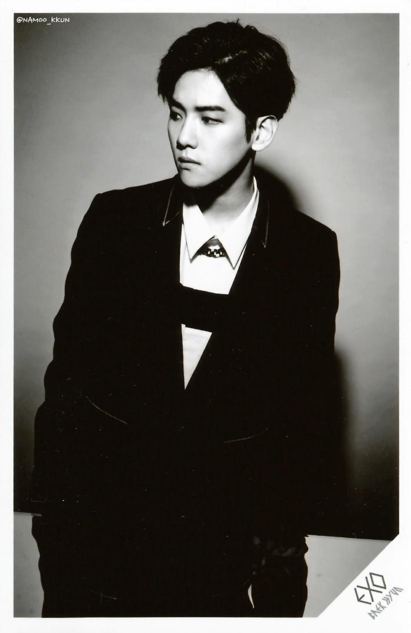 [140621] Baekhyun (EXO) OVERDOSE SD CARD SET A POP-UP STORE (Scan) by NAMOO_KKUN
