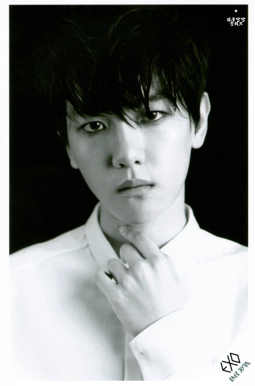 [140621] Baekhyun (EXO) OVERDOSE SD CARD SET B POP-UP STORE (Scan) by OliV_xoxo