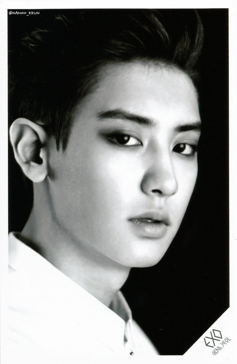 [140621] Chanyeol (EXO) OVERDOSE SD CARD SET B POP-UP STORE (Scan) by NAMOO_KKUN