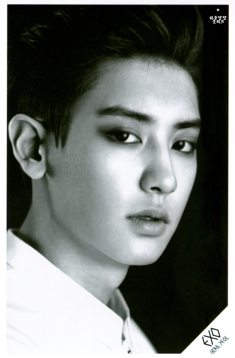 [140621] Chanyeol (EXO) OVERDOSE SD CARD SET B POP-UP STORE (Scan) by OliV_xoxo