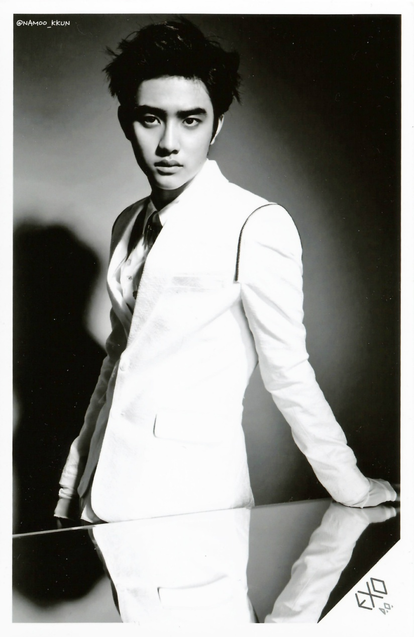 [140621] D.O (EXO) OVERDOSE SD CARD SET A POP-UP STORE (Scan) by NAMOO_KKUN