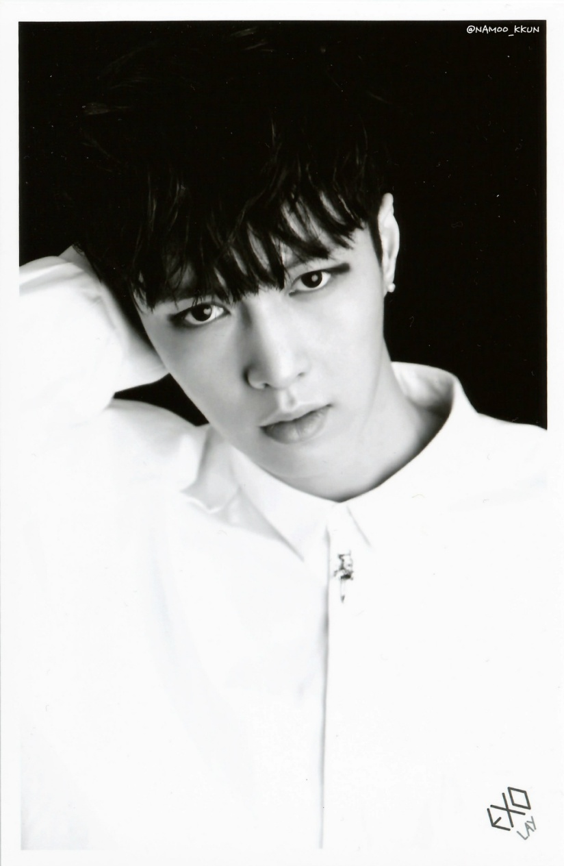 [140621] Lay (EXO) OVERDOSE SD CARD SET B POP-UP STORE (Scan) by NAMOO_KKUN