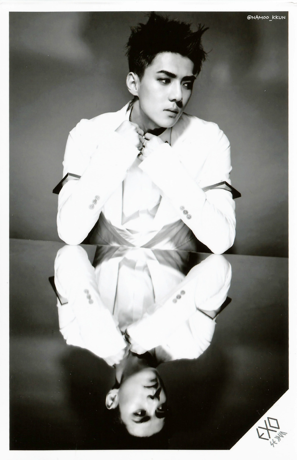 Exo Overdose >> [210614] EXO New Picture for Overdose SD CARD SET @ POP-UP