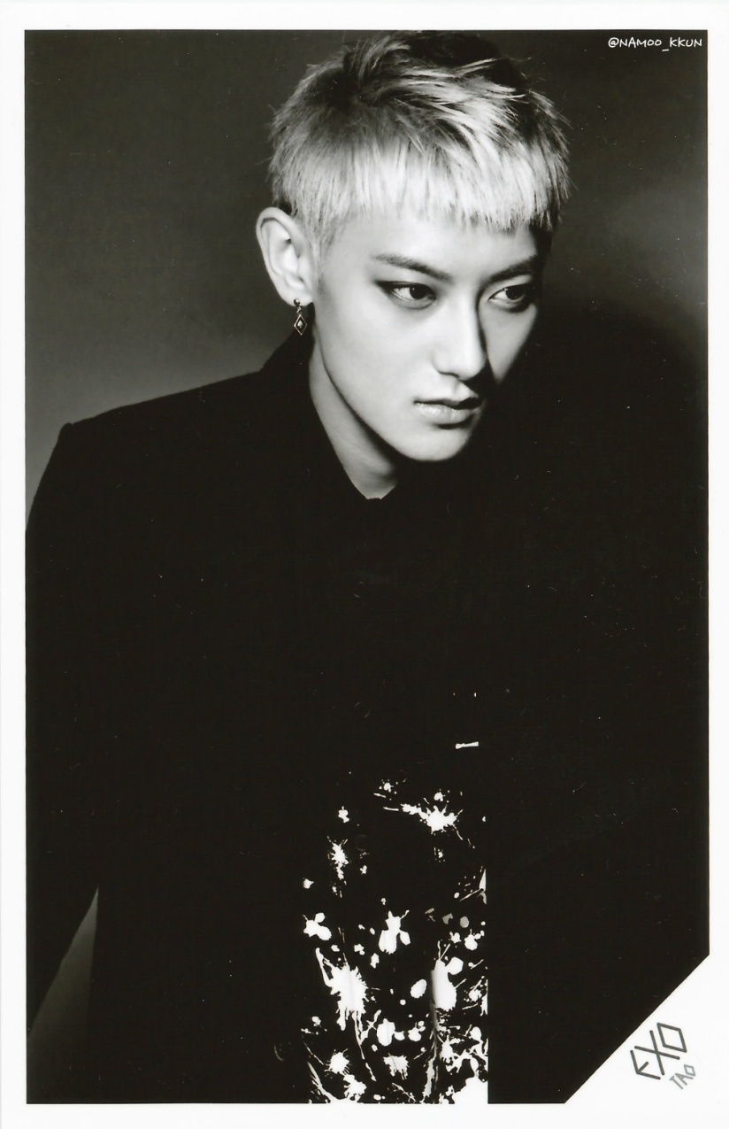 [140621] Tao (EXO) OVERDOSE SD CARD SET A POP-UP STORE (Scan) by NAMOO_KKUN