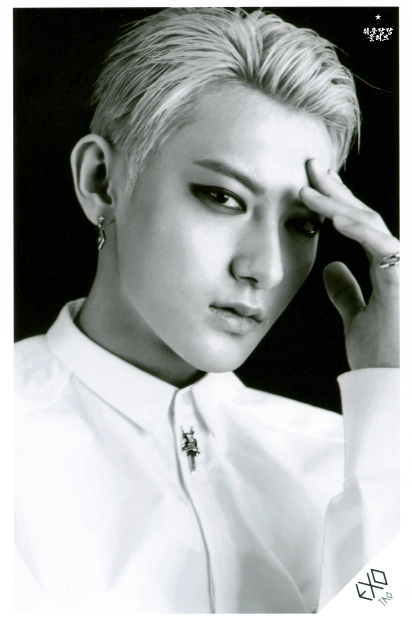 Exo Chen >> [210614] EXO New Picture for Overdose SD CARD SET @ POP-UP