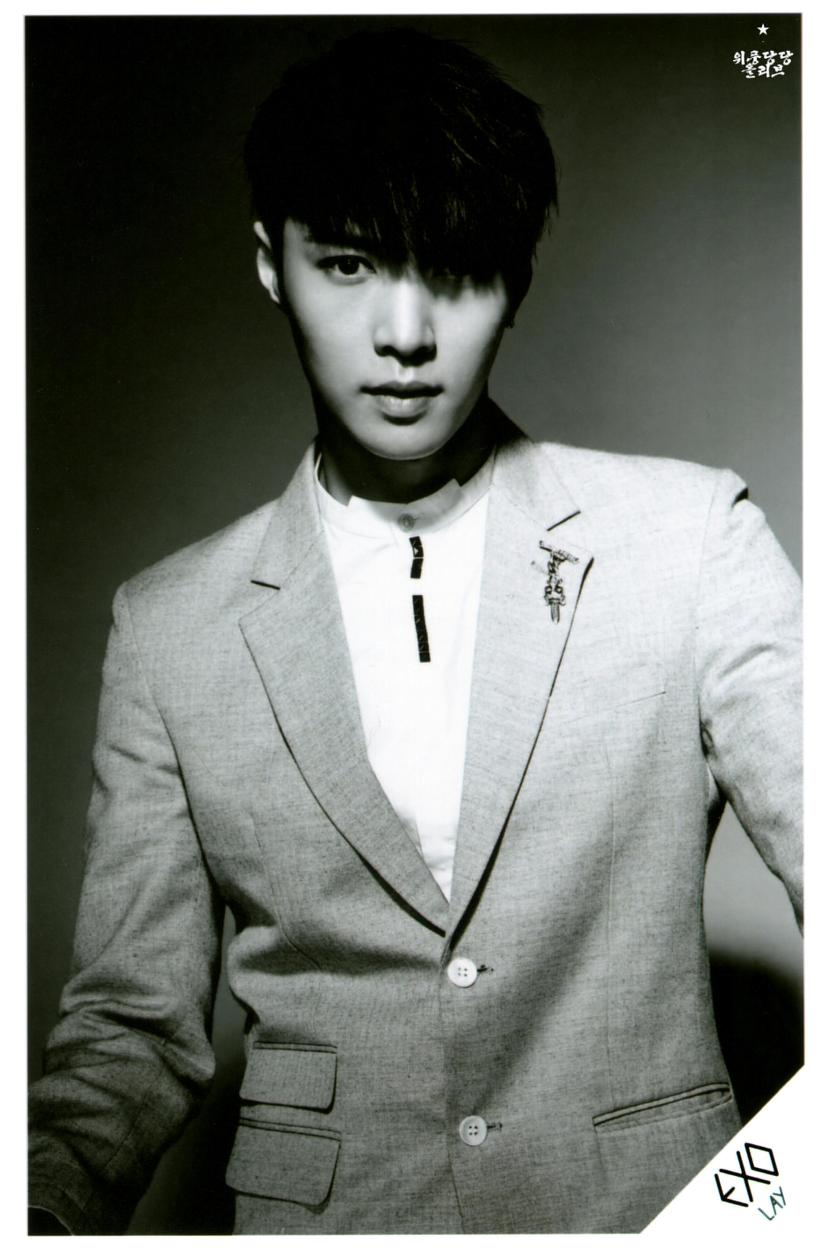 [140622] Lay (EXO) New Picture for Overdose SD CARD SET A @ POP-UP Store (Scan) by OliV_xoxo