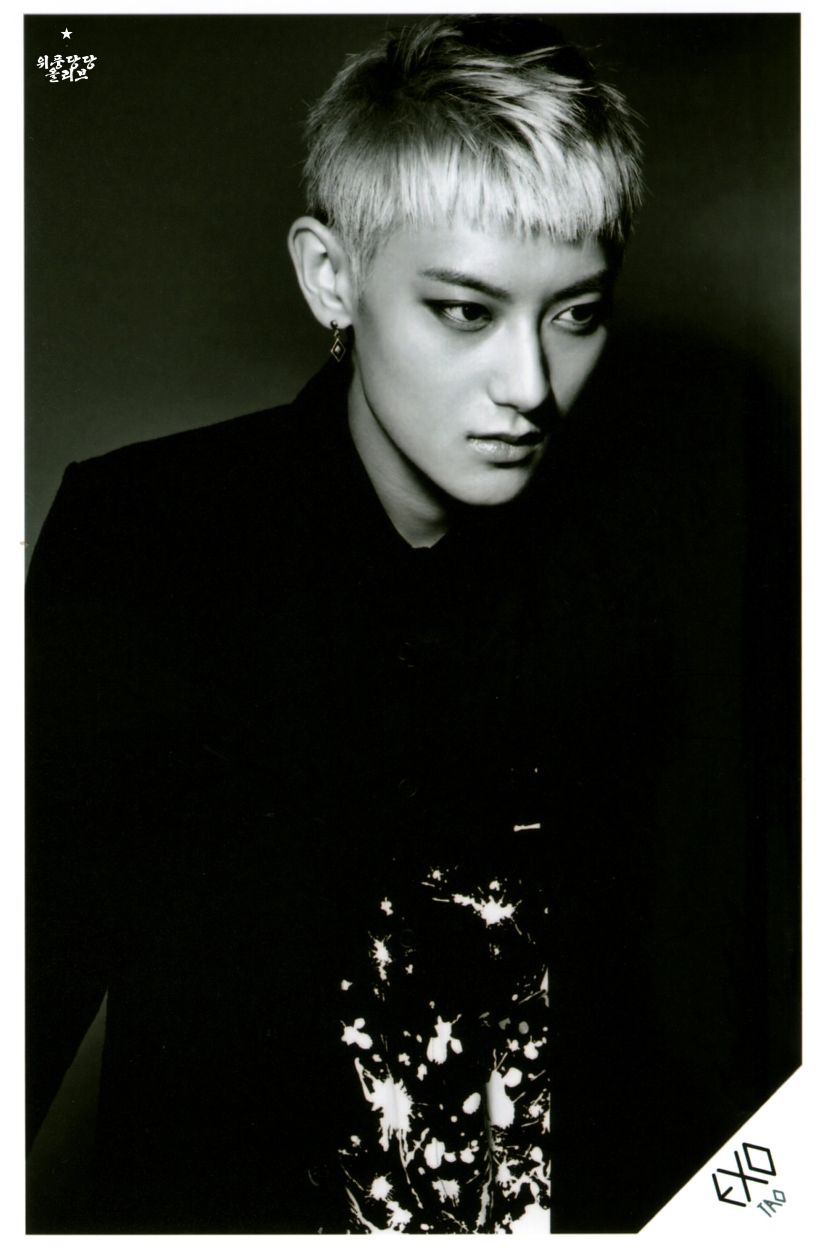 [140622] Tao (EXO) New Picture for Overdose SD CARD SET A @ POP-UP Store (Scan) by OliV_xoxo