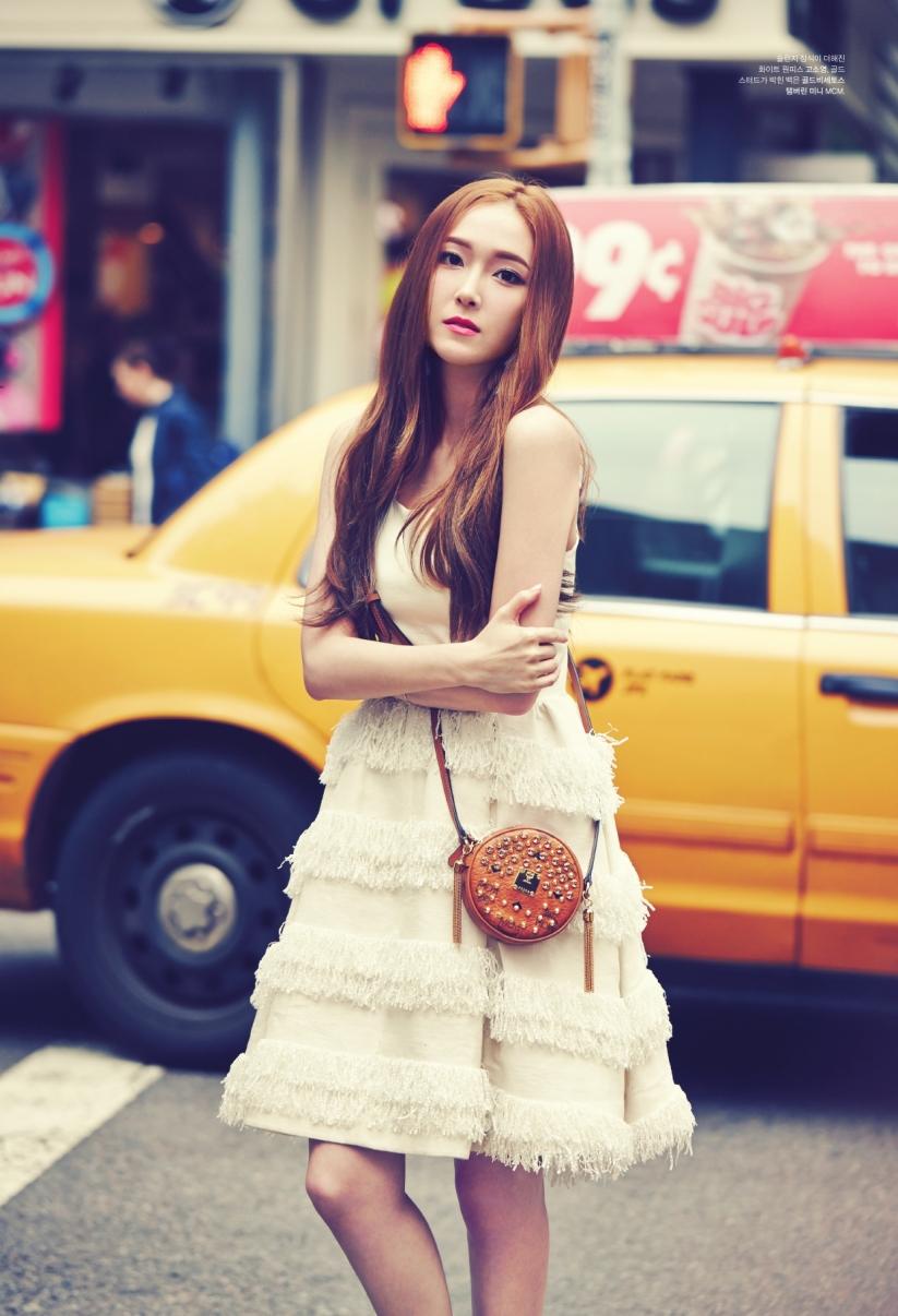 [140624] Jessica (SNSD) & Krystal (F(x)) @ 1st Look Magazine Vol.70 by Firstlook [7]
