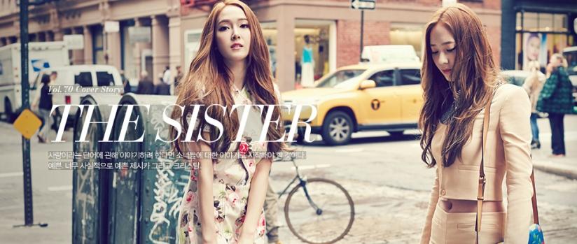 [140624] Jessica (SNSD) & Krystal (F(x)) for Jessica& Krystal by Firstlook [3]