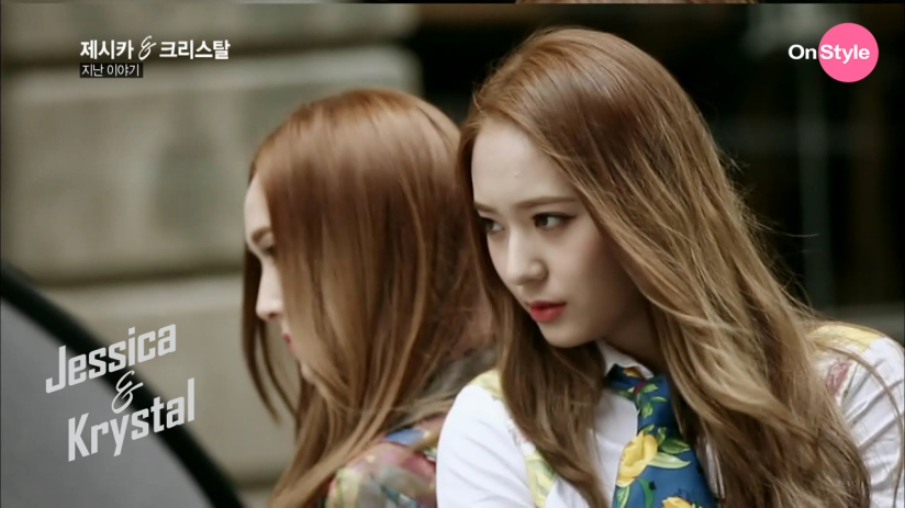 [140624] Jessica (SNSD) & Krystal (F(x)) New Capture Picture from Jessica&Krystal Show EP04 [1]
