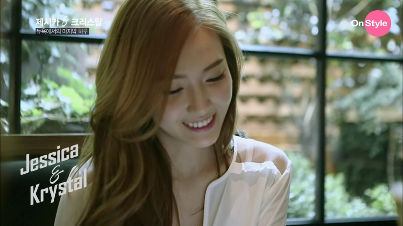 [140624] Jessica (SNSD) & Krystal (F(x)) New Capture Picture from Jessica&Krystal Show EP04 [10]