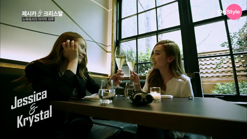 [140624] Jessica (SNSD) & Krystal (F(x)) New Capture Picture from Jessica&Krystal Show EP04 [11]