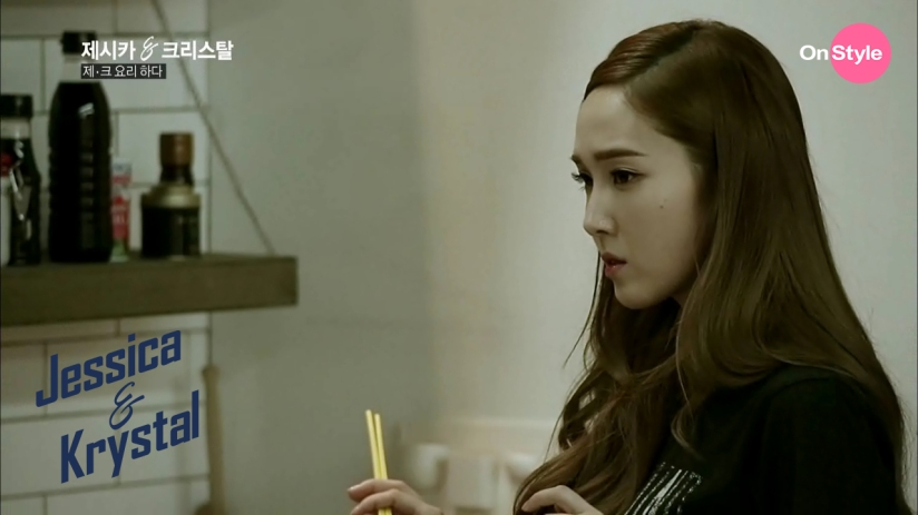 [140624] Jessica (SNSD) & Krystal (F(x)) New Capture Picture from Jessica&Krystal Show EP04 [22]