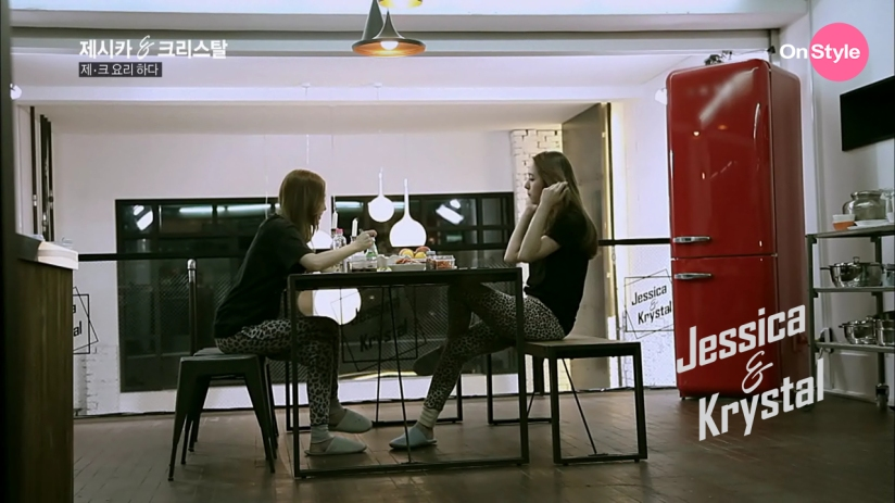 [140624] Jessica (SNSD) & Krystal (F(x)) New Capture Picture from Jessica&Krystal Show EP04 [24]