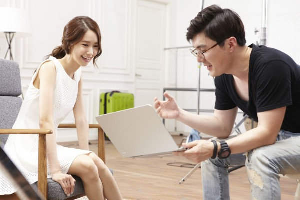 [140625] Yoona (SNSD) New Picture for Innisfree CF [2]