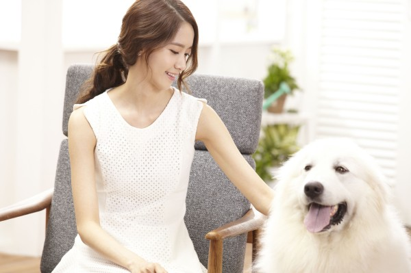 [140625] Yoona (SNSD) New Picture for Innisfree CF [3]